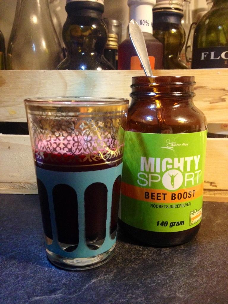 mighty sport beet boost